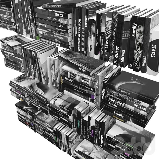 Книги (150 штук) 3-4-1