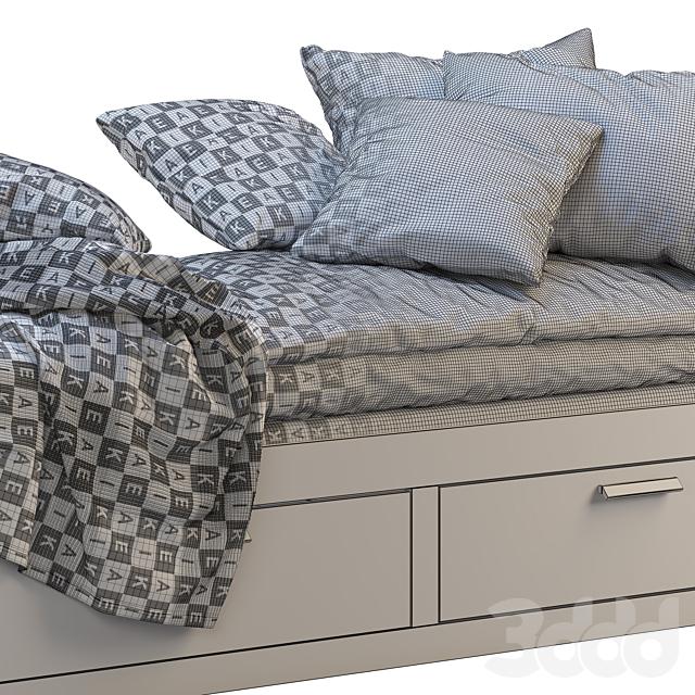 Ikea Brimnes 6