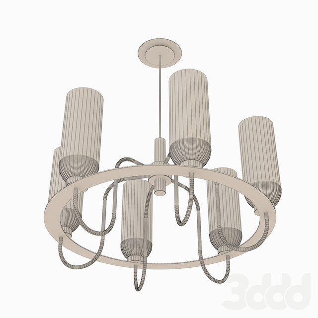 Chandelier by Urban Electricco.
