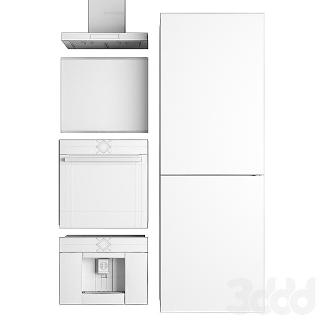Коллекция кухонной техники Bosch