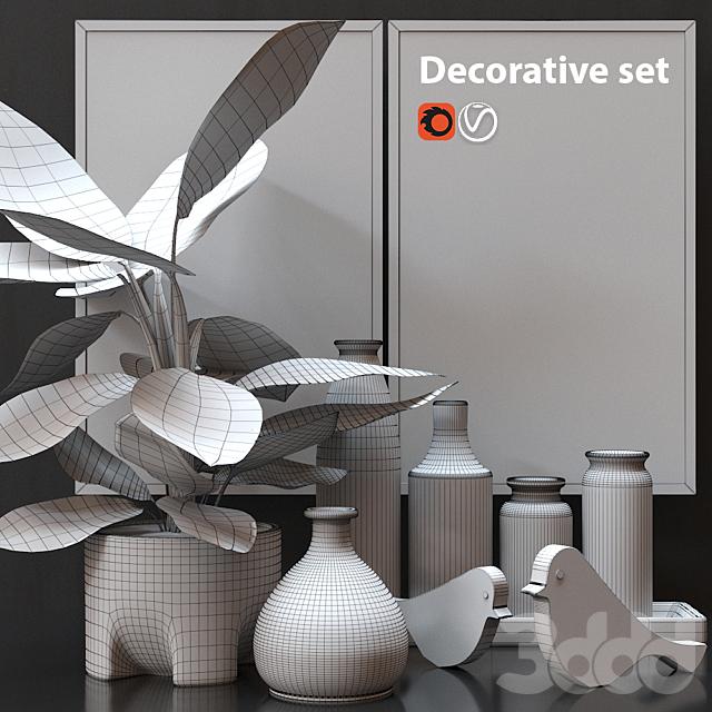 Декоративный набор