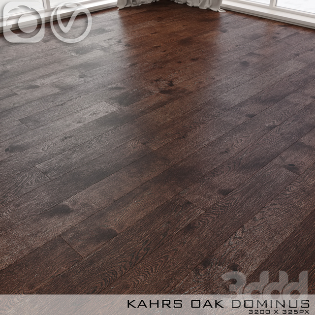 Паркет Kahrs Oak Dominus