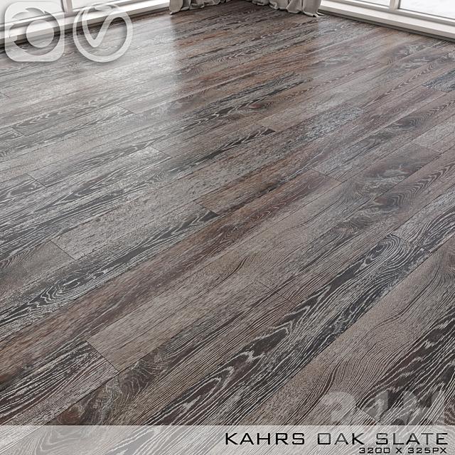 Паркет Kahrs Oak Slate