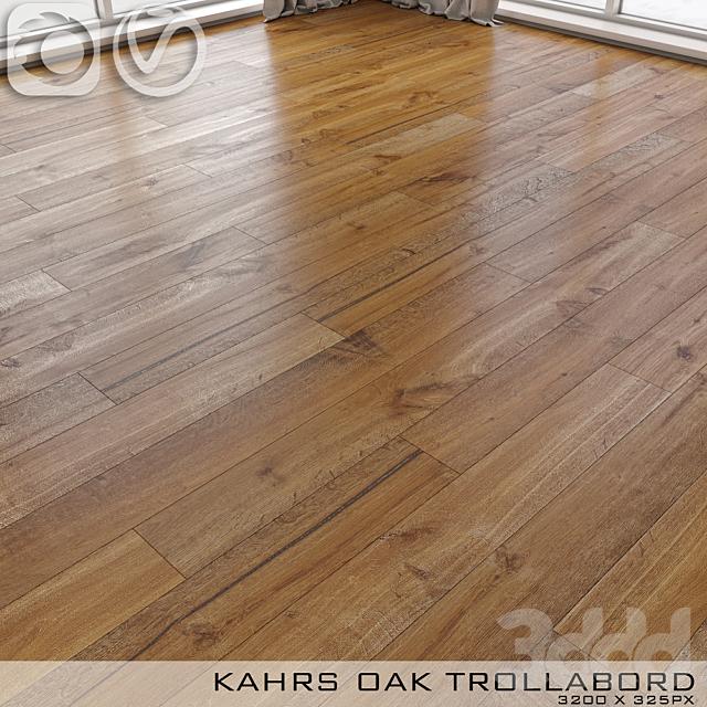 Паркет Kahrs Oak Trollaborg