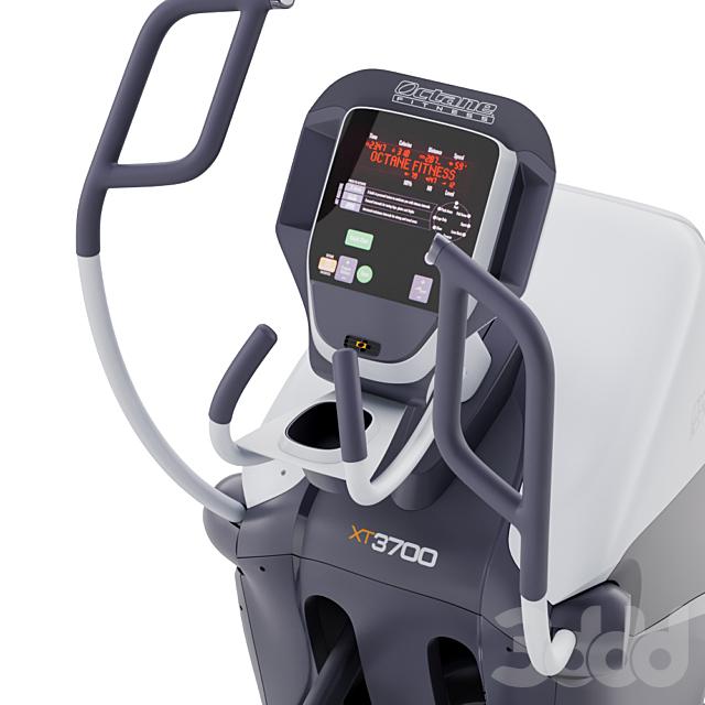 Эллиптический тренажер Octane XT3700 Elliptical