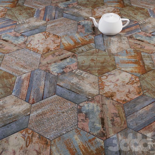 Goldencer NEWS MIX Tile Set