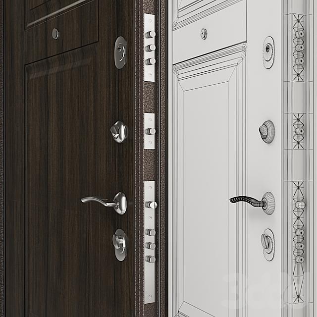 Входная дверь Torex Серия Delta M 10 D18