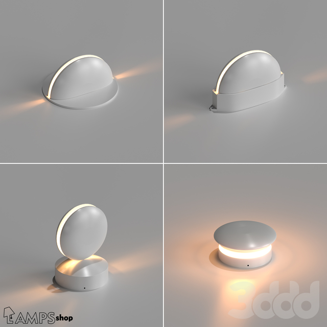 LED Wall Lamps Part 4