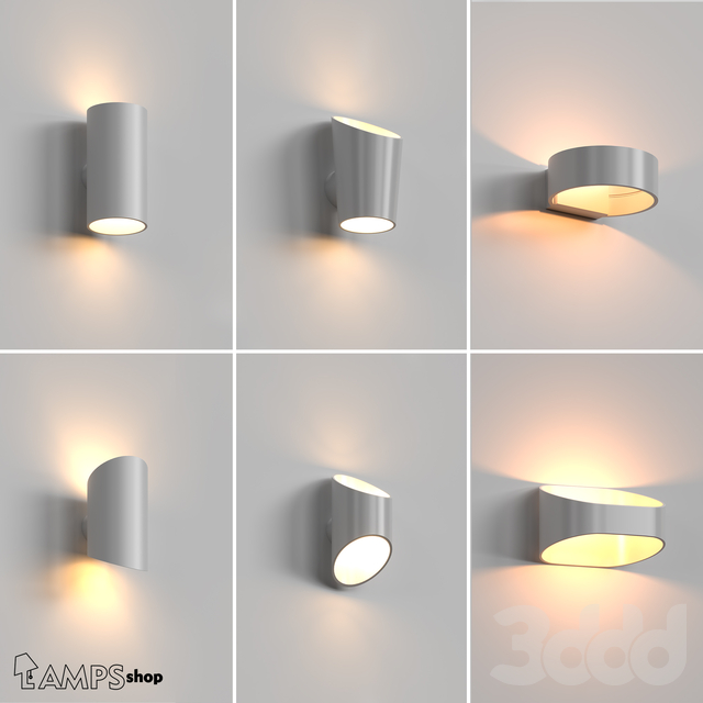 LED Wall Lamps Part 1