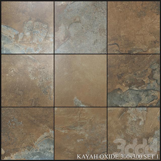 Yurtbay Seramik Kayah Oxide 300x300 Set 1