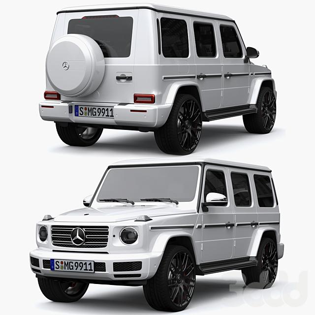 Mercedes-Benz G-Class G63