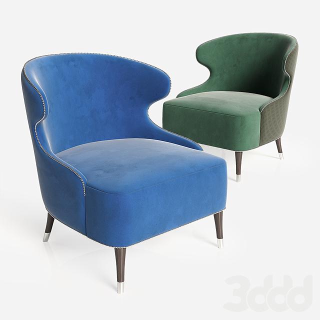 Contract Chair Company - Camelia Lounge Chair