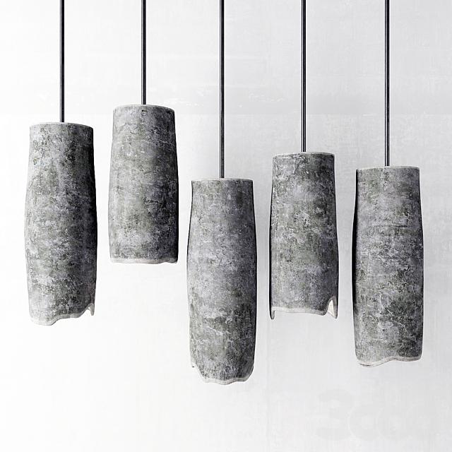 Каменные светильники / Light stone
