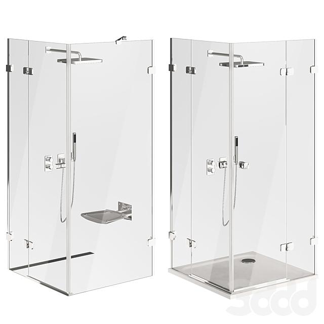 Ravak Brilliant Shower Cabin