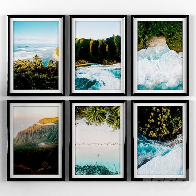Постеры: тропики