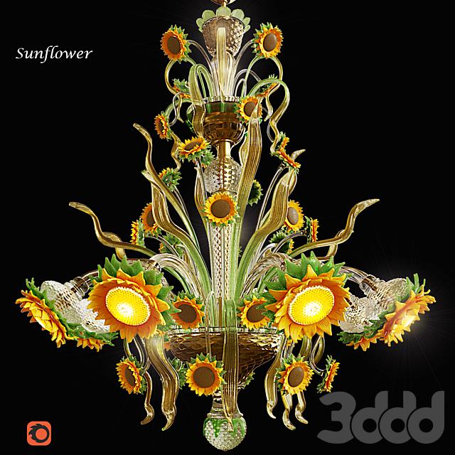 люстра Busato glasses Sunflower