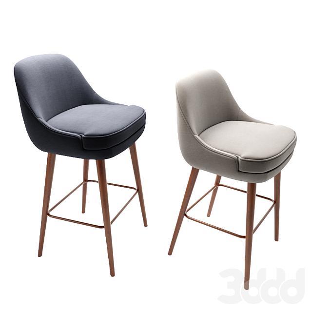 375 walter knoll dining chair & bar stool