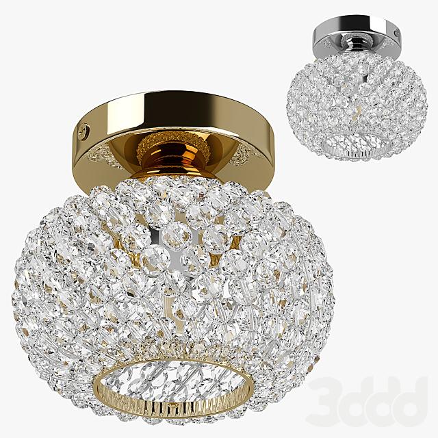 16030x Monile top Lightstar Светильник точечный накладной декоративный