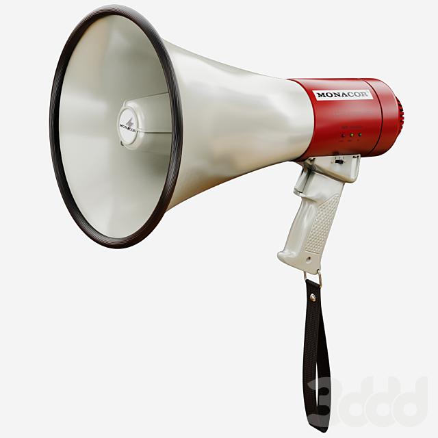 Speaking Trumpet Monacor
