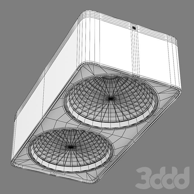 21262x Monocco Lightstar Светильник точечный накладной декоративный