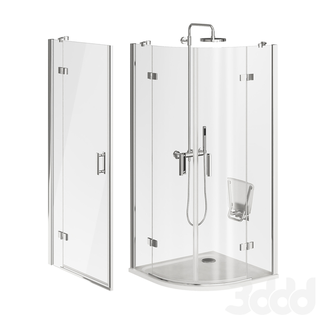 Ravak SmartLine Shower Cabin