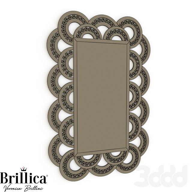 Зеркало Brillica BL800/1200-R10