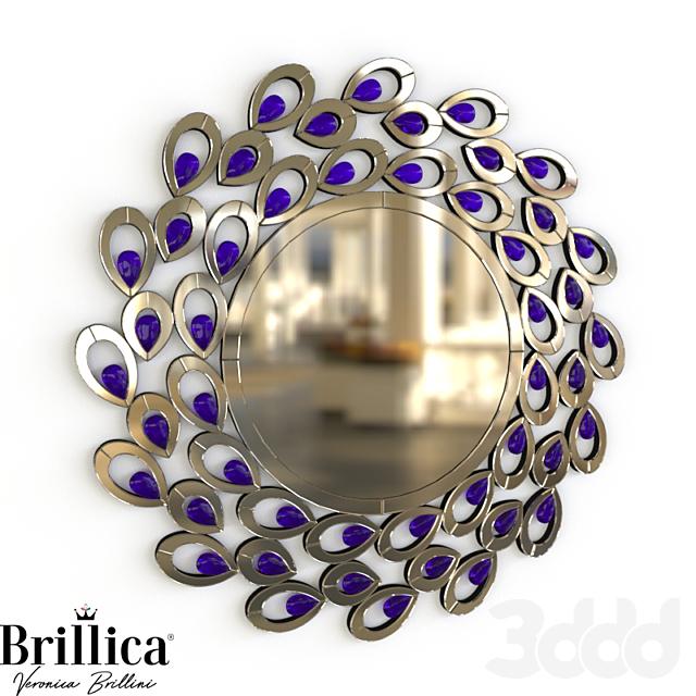 Зеркало Brillica BL870/870-C13