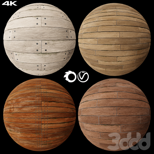 wood planks collection 02