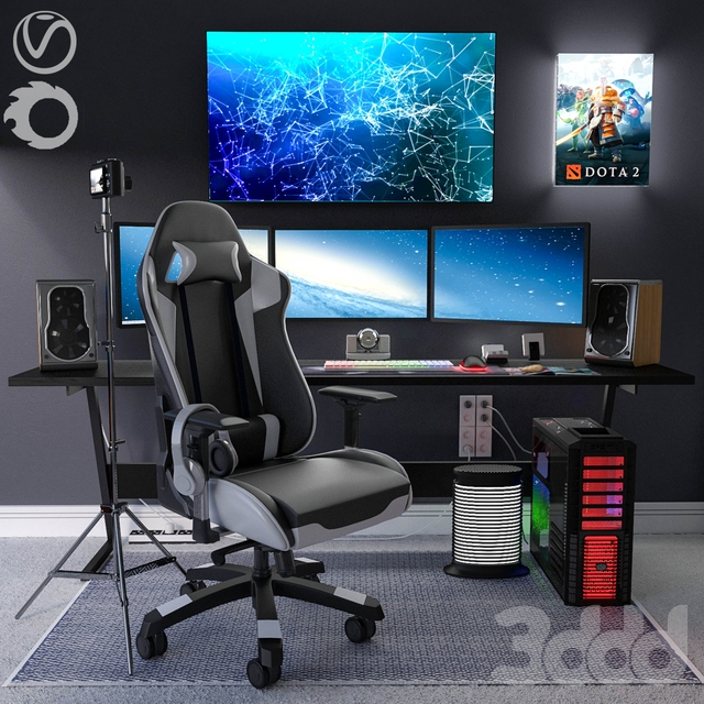 JC Gaming Room