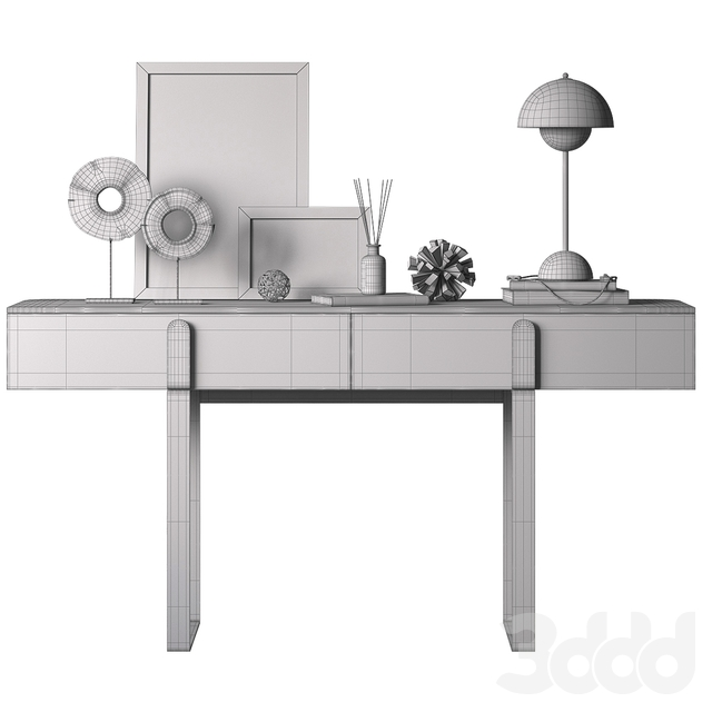 Console GRAND L-H by Capital Collections