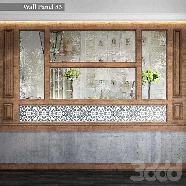 Wall Panel  83
