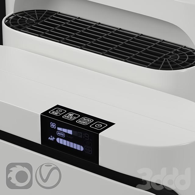Воздухоочиститель P500 | Boneco