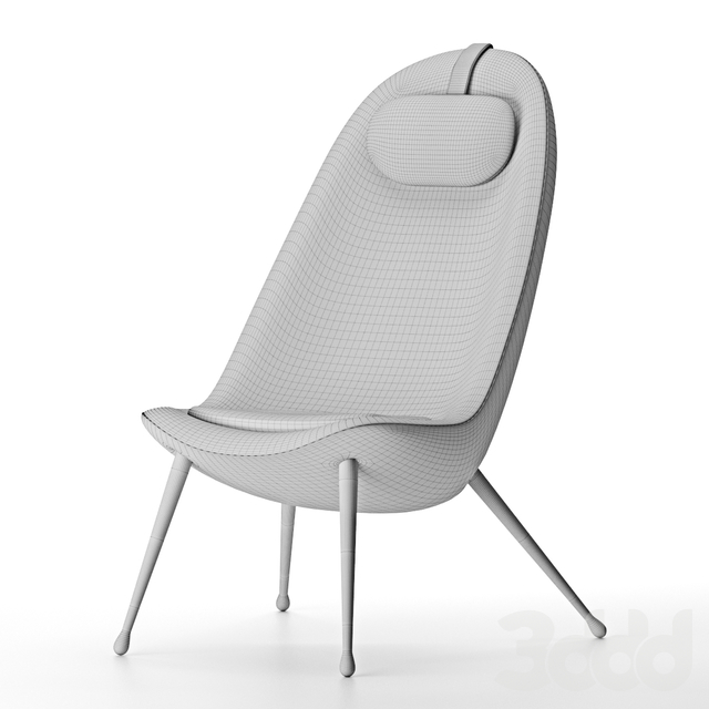Pause Lounge Chair