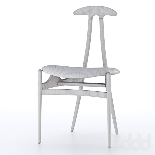 Bianca Side Chair white