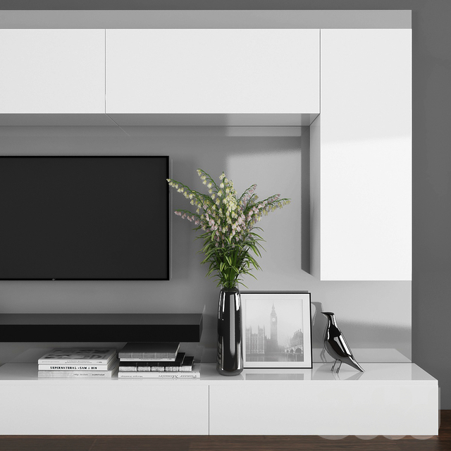 TV stand set 071