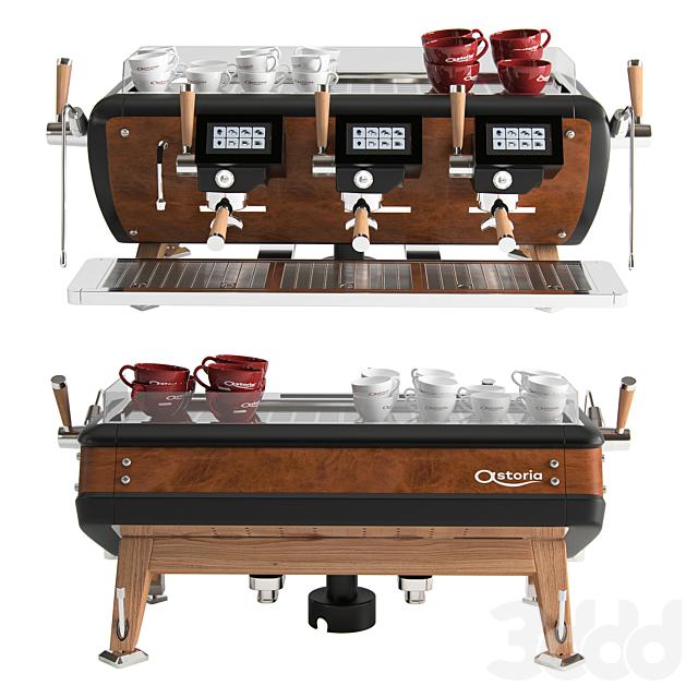 Astoria Storm coffe machine