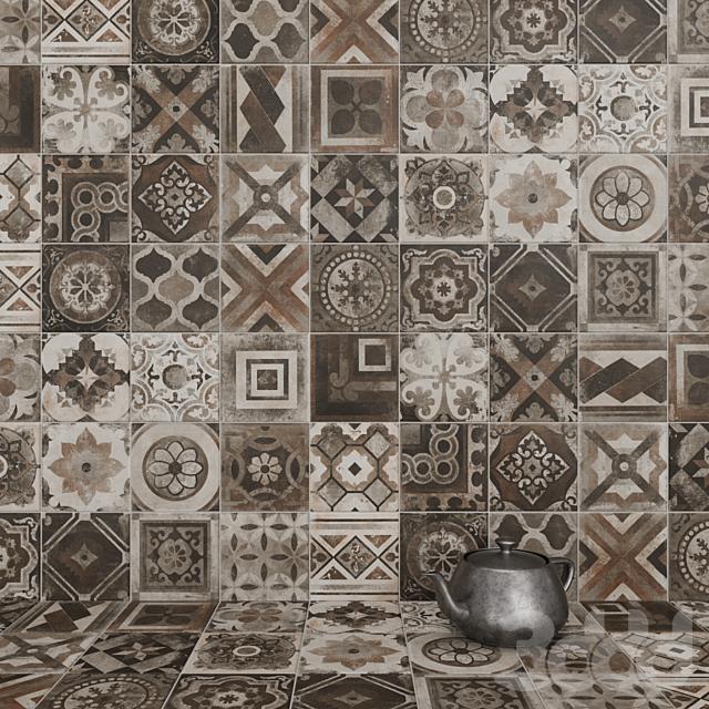 CIR Miami Mix (Dec) 20x20 Tile Set
