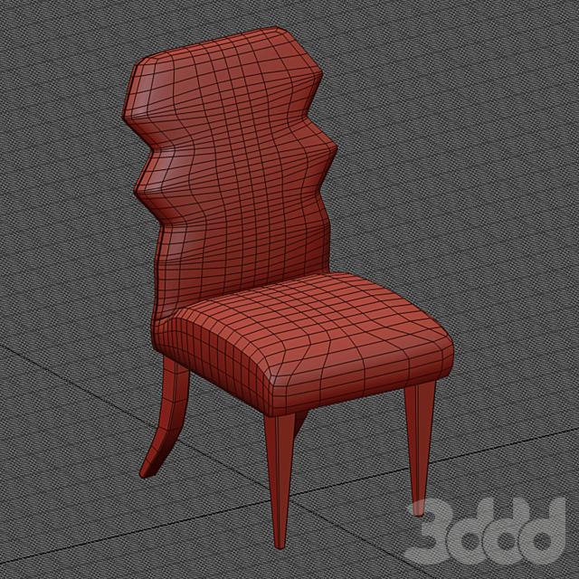 Zig Zag - dining chair
