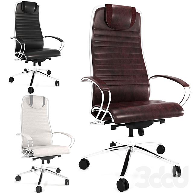 офисное кресло Samurai K1