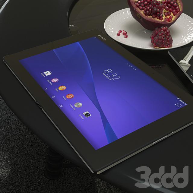 Sony Xperia Tablet Z-2