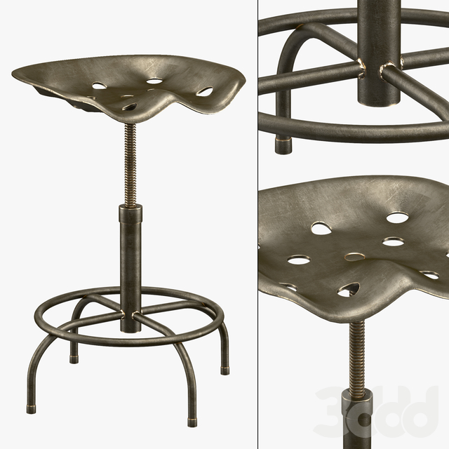 Horeca bar stool