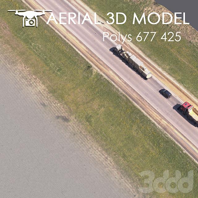 Aerial scan 4