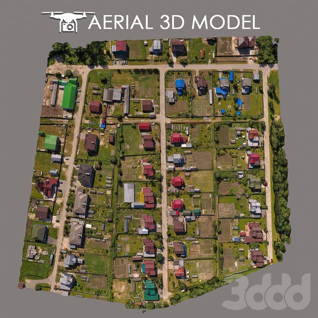 Aerial scan 10