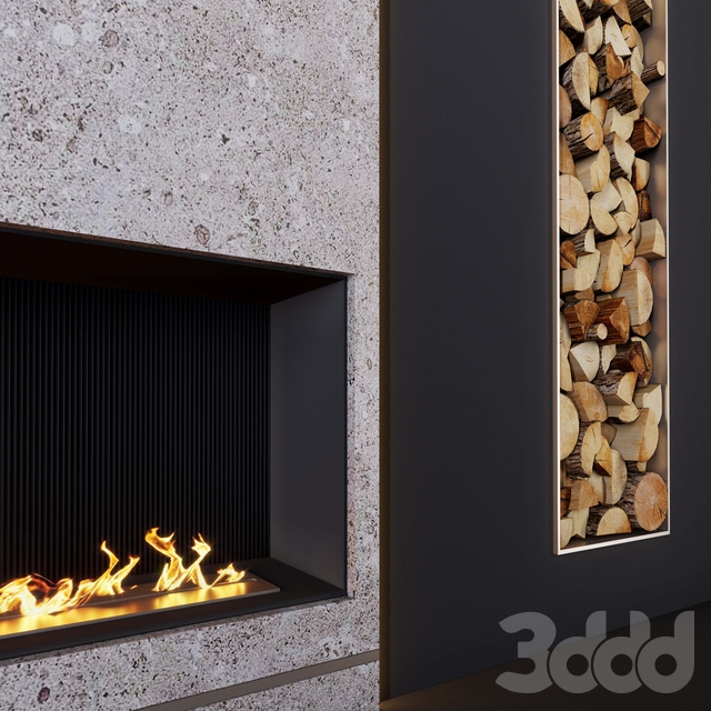 Fireplace and Firewood 3