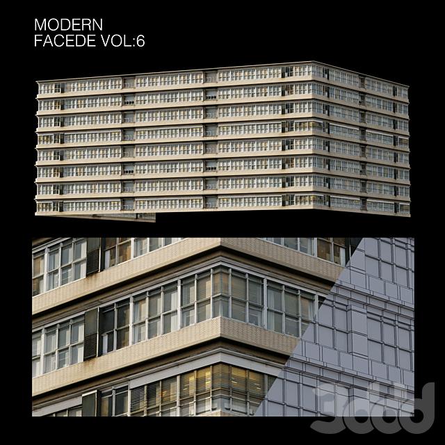 Modern facade_vol6