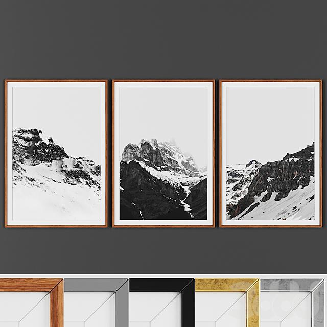 Picture frame set 00018-7