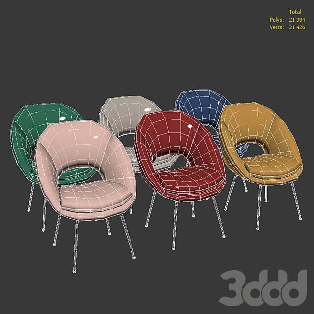 West Elm Orb Dining Chair