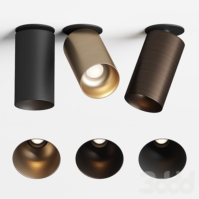 Modular Lighting Instruments Minude 45 and Thimble