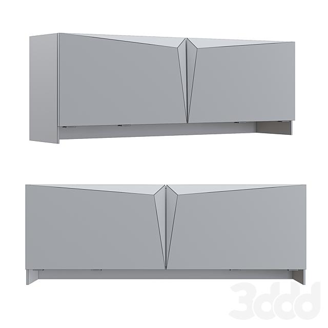 GD Arredamenti Rosa Dei Venti Wood sideboard