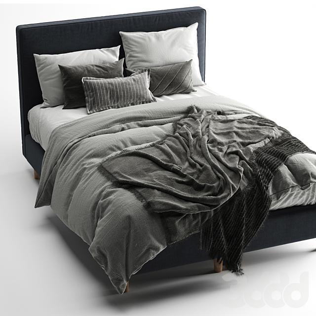 Bed Dunvik Ikea